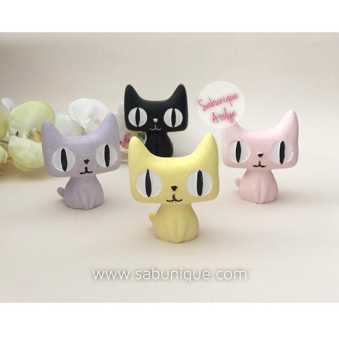 Kedi Silikon Kalıbı Sabunique Silikon Kalıpları Ve Hobi Malzemeleri
